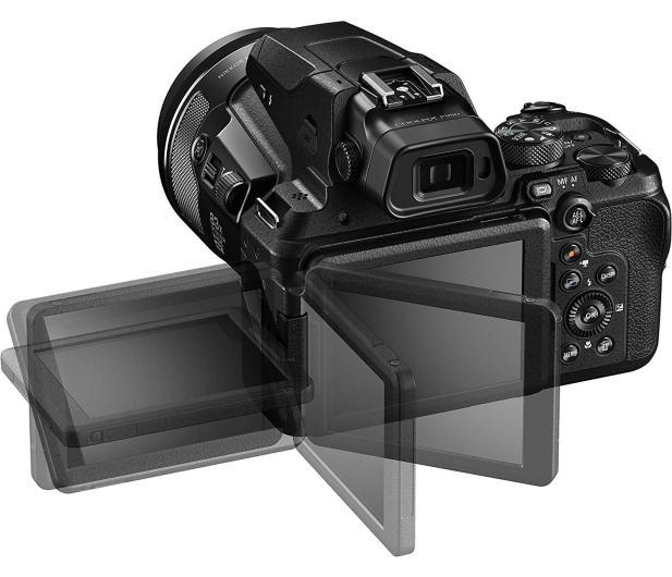 Nikon Coolpix P950 czarny - 547907 - zdjęcie 4