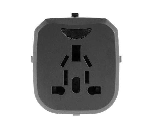 Green Cell Adapter podróżny (2x USB) - 548920 - zdjęcie