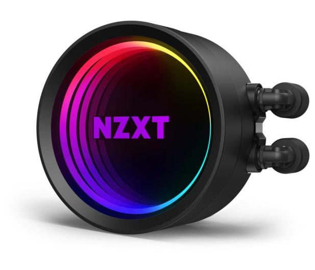 NZXT Kraken x53 2x120mm - 549067 - zdjęcie 3