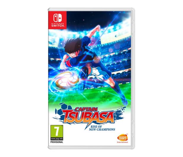 Switch Captain Tsubasa - Rise of new Champions - 551349 - zdjęcie
