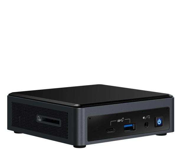 Intel NUC i7-10710U M.2 BOX - 558499 - zdjęcie