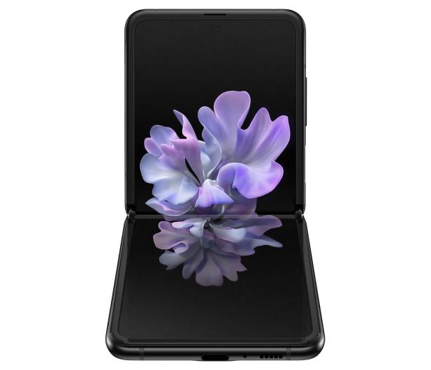 Samsung Galaxy Z Flip SM-F700F Black (Bloom) - 557649 - zdjęcie 3