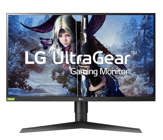 LG 27GL83A-B HDR10 - 558490 - zdjęcie