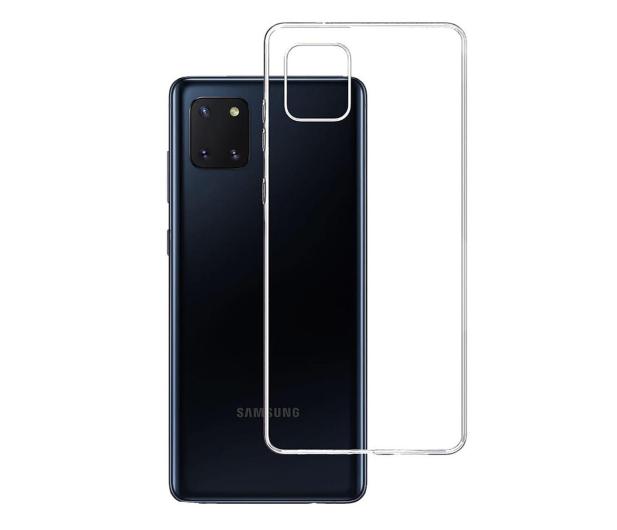 3mk Clear Case do Samsung Galaxy Note 10 Lite - 541831 - zdjęcie
