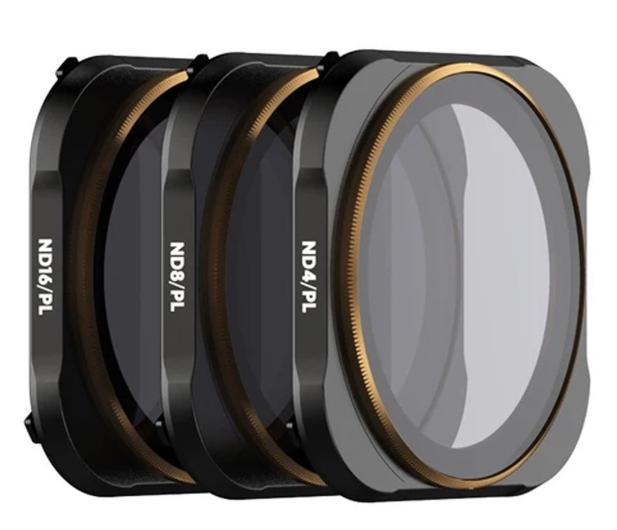 PolarPro 3 filtry Cinema Vivid do Mavic 2 Pro - 558825 - zdjęcie 2