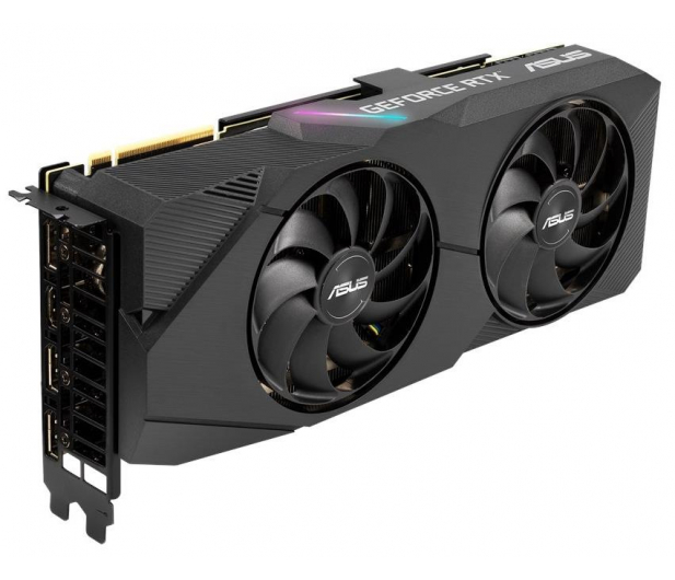 ASUS GeForce RTX 2070 SUPER DUAL Advanced EVO 8GB GDDR6 - 559517 - zdjęcie 3