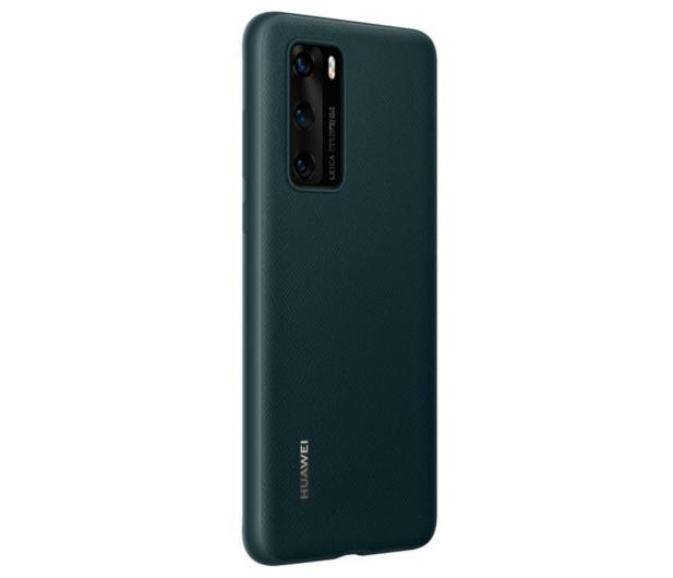 Huawei Plecki Plastikowe do Huawei P40 jasny zielony - 559403 - zdjęcie 4