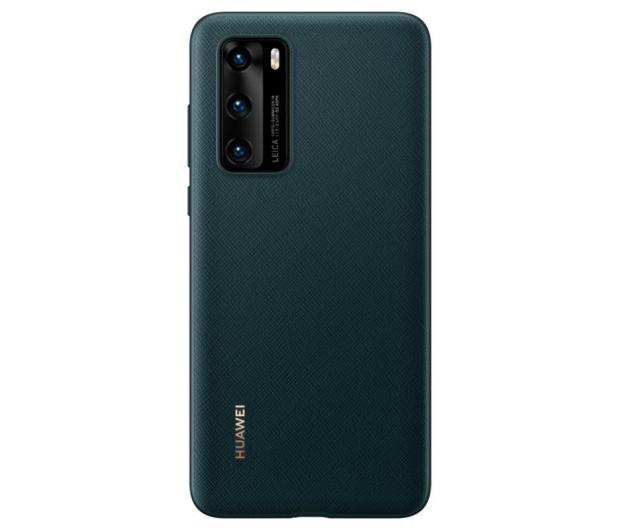 Huawei Plecki Plastikowe do Huawei P40 jasny zielony - 559403 - zdjęcie 3