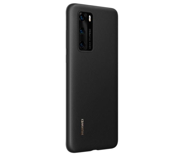 Huawei Plecki Plastikowe do Huawei P40 czarny - 559402 - zdjęcie 4