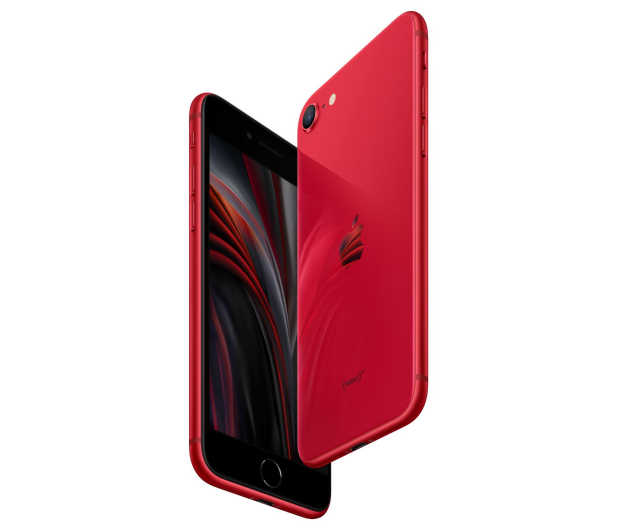 Apple iPhoneSE 128GB (PRODUCT)RED - 602857 - zdjęcie 5