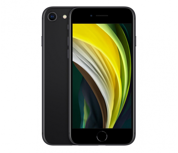 Apple iPhoneSE 64GB Black - 602851 - zdjęcie