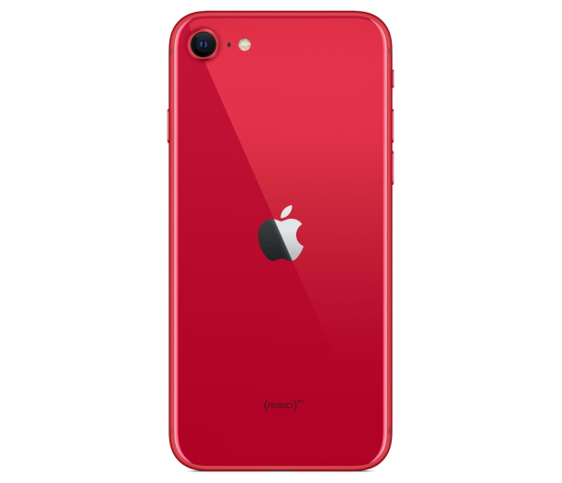 Apple iPhone SE 128GB (PRODUCT)Red - 559794 - zdjęcie 4