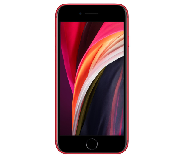 Apple iPhone SE 64GB (PRODUCT)Red - 559792 - zdjęcie 2