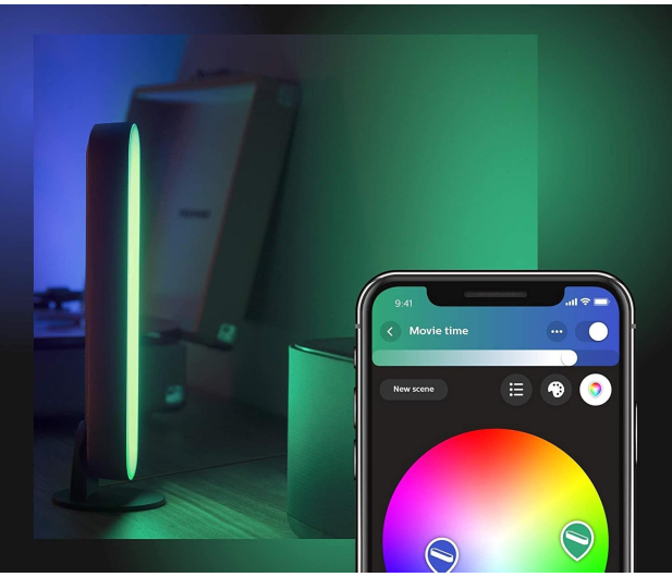 Philips Hue White and Color Ambiance Play (2szt. czarna) - 534976 - zdjęcie 7