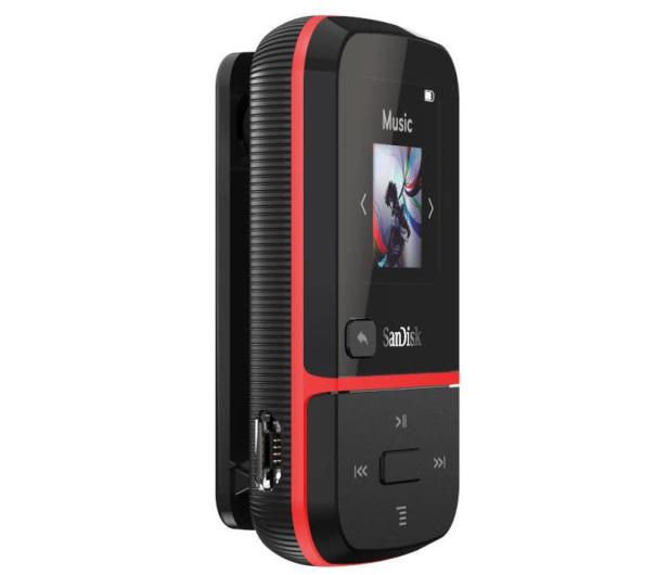 SanDisk Clip Sport Go 16GB czerwony - 559761 - zdjęcie 3