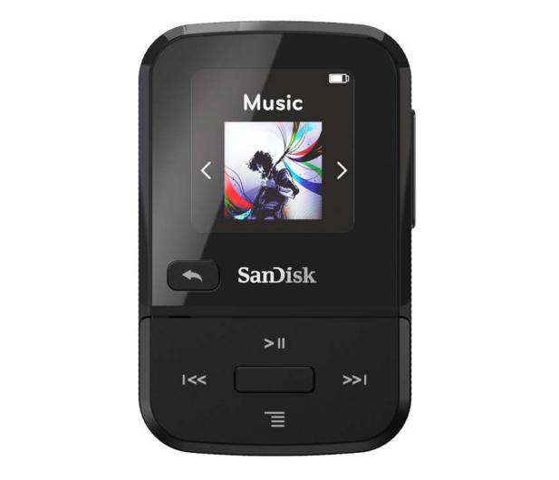 SanDisk Clip Sport Go 16GB czarny - 559760 - zdjęcie