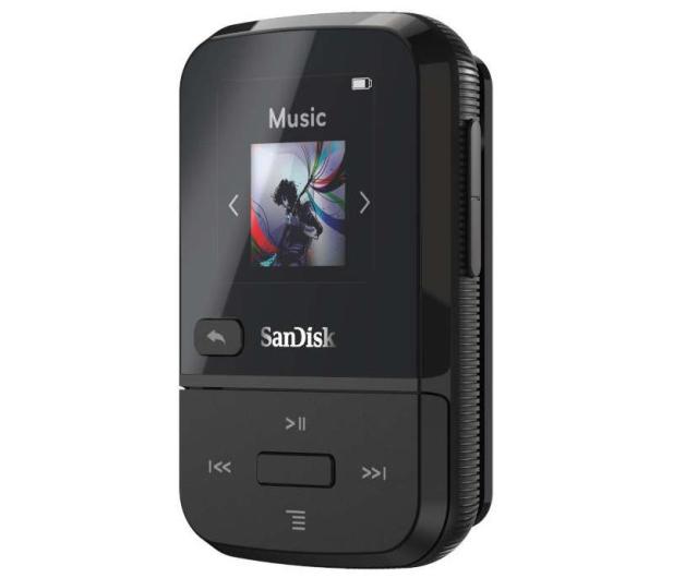 SanDisk Clip Sport Go 16GB czarny - 559760 - zdjęcie 2