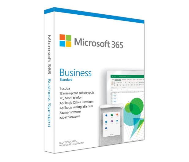 Microsoft 365 Business Standard | zakup z komputerem - 557553 - zdjęcie