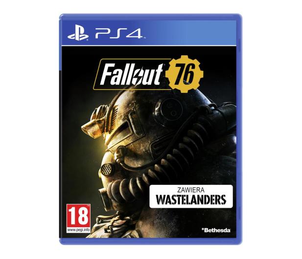PlayStation Fallout 76  - 433280 - zdjęcie