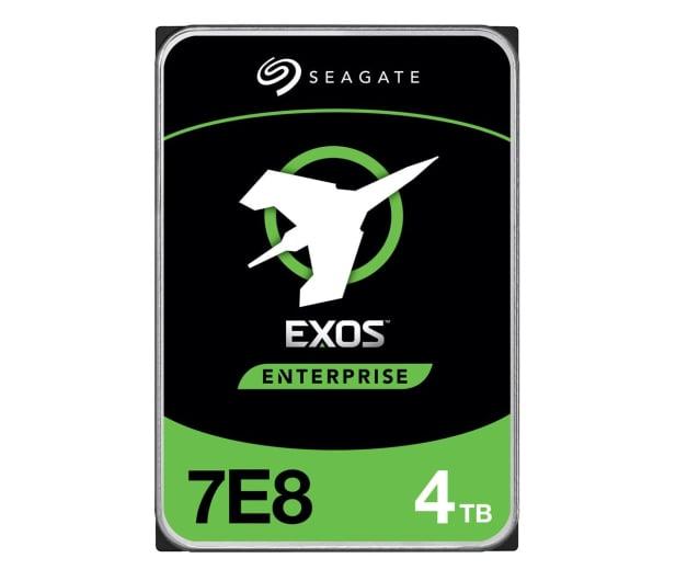 Seagate Exos 4TB 7200obr. 256MB - 533685 - zdjęcie