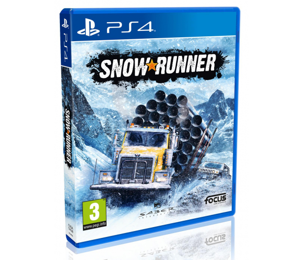 PlayStation SnowRunner - 554006 - zdjęcie 2