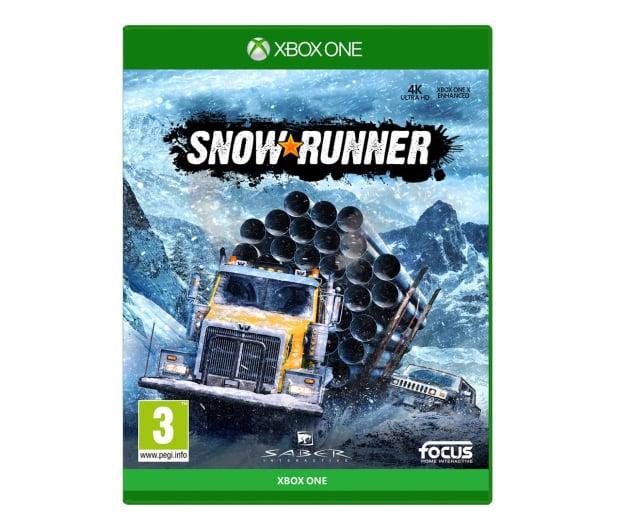 Xbox SnowRunner - 554008 - zdjęcie