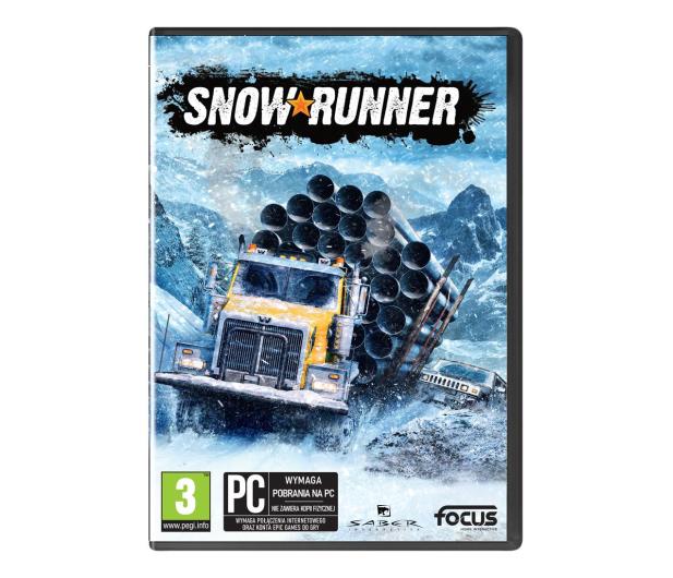 PC SnowRunner - 554002 - zdjęcie
