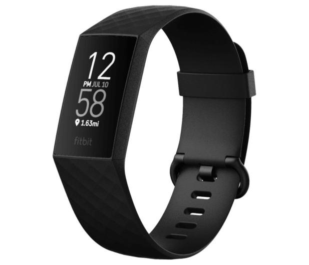 Fitbit Charge 4 czarny - 555701 - zdjęcie 3