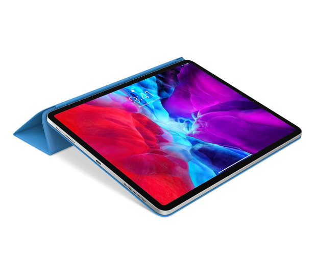 Apple Smart Folio do iPad Pro 12,9'' błękitna fala  - 555279 - zdjęcie 5