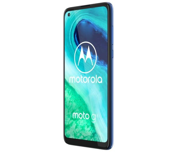 Motorola Moto G8 4/64GB Neon Blue - 560498 - zdjęcie 2