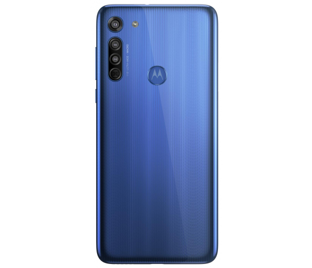 Motorola Moto G8 4/64GB Neon Blue - 560498 - zdjęcie 6