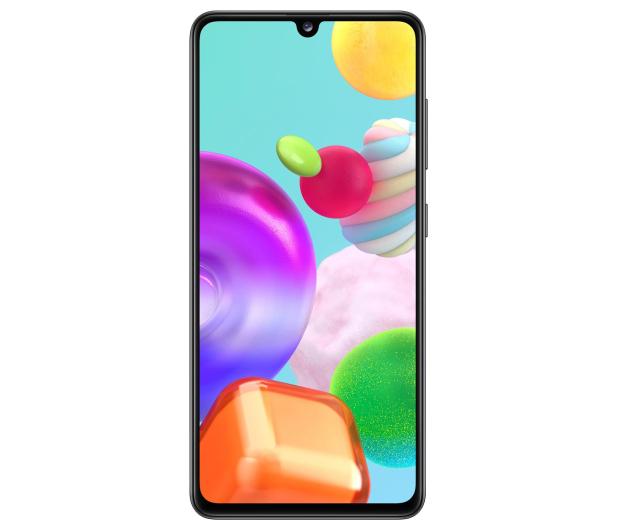 Samsung Galaxy A41 SM-A415F Black - 557636 - zdjęcie 2
