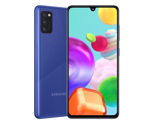 Samsung Galaxy A41 SM-A415F Blue - 557634 - zdjęcie