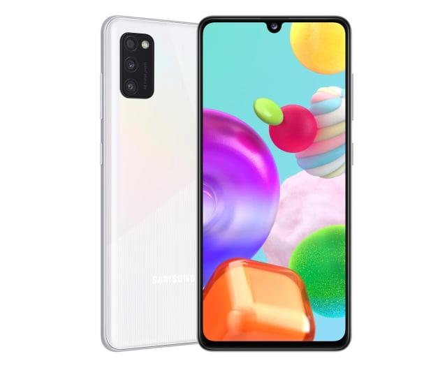 Samsung Galaxy A41 SM-A415F White - 557637 - zdjęcie