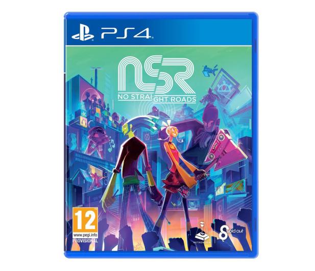 PlayStation No Straight Roads - 505381 - zdjęcie