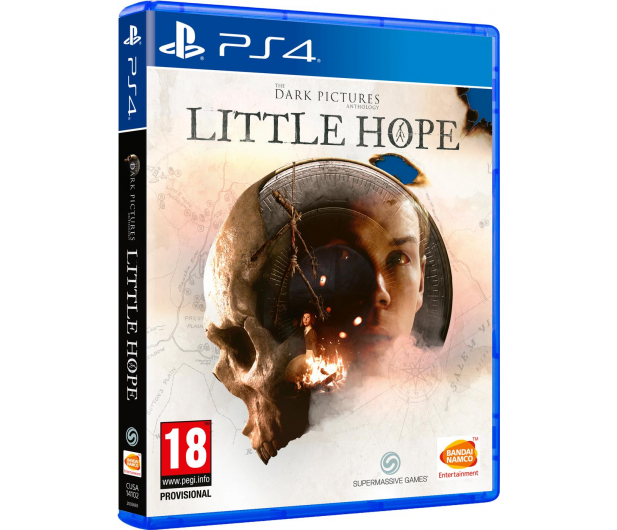PlayStation The Dark Pictures - Little Hope - 560757 - zdjęcie 2