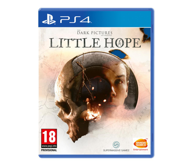 PlayStation The Dark Pictures - Little Hope - 560757 - zdjęcie