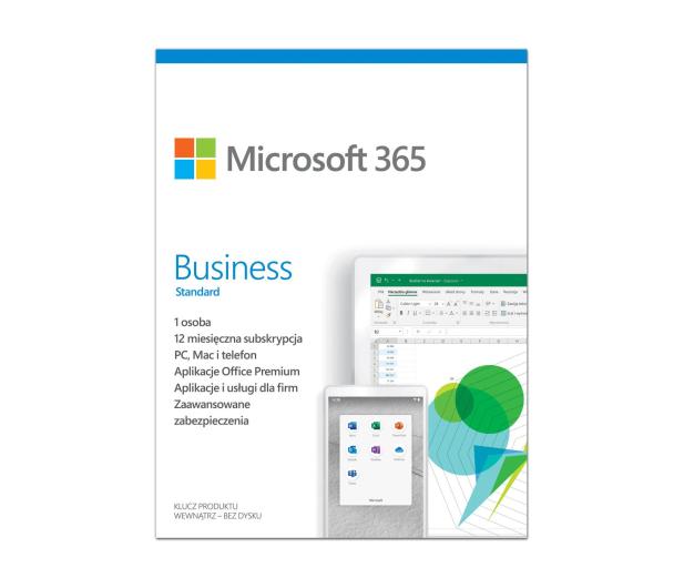 Microsoft 365 Business Standard | zakup z komputerem - 557553 - zdjęcie 2