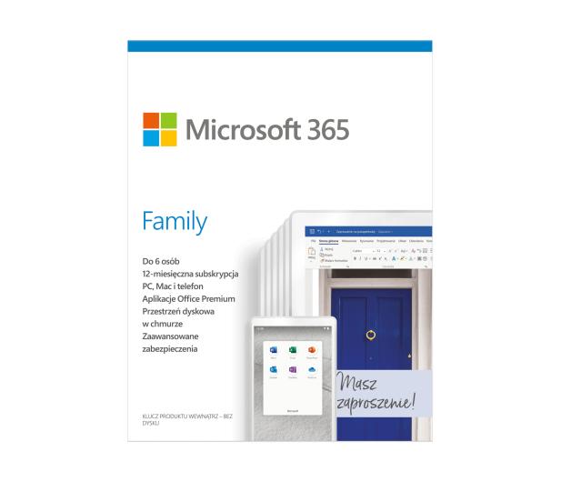 Microsoft 365 Family - 559656 - zdjęcie 2