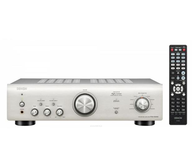 Denon PMA-600NE Premium Silver - 559020 - zdjęcie
