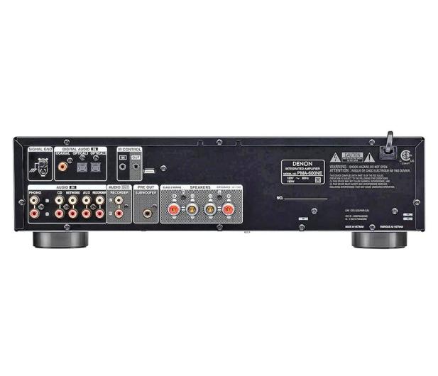 Denon PMA-600NE Premium Silver - 559020 - zdjęcie 2