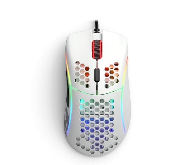 Glorious PC Gaming Race Model D (Matte White) - 529370 - zdjęcie
