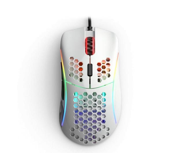 Glorious PC Gaming Race Model D (Glossy White) - 529372 - zdjęcie 5