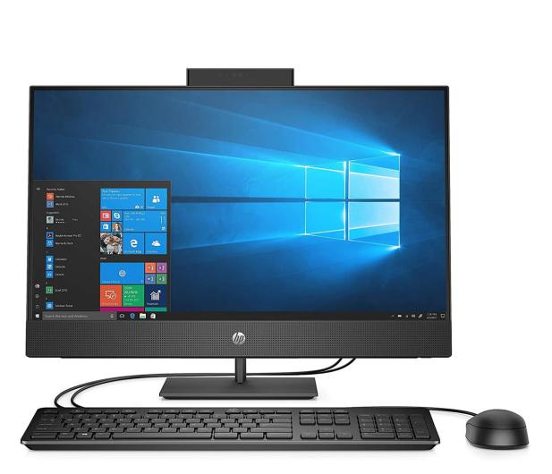 HP ProOne 440 G5 AiO i5-9500T/8GB/256+1TB/W10P Touch - 582179 - zdjęcie
