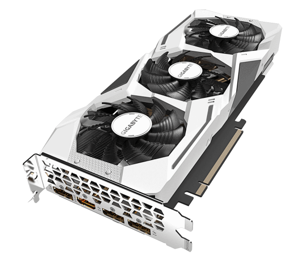 Gigabyte GeForce RTX 2060 SUPER GAMING OC WHITE 8GB GDDR6 - 561116 - zdjęcie 2