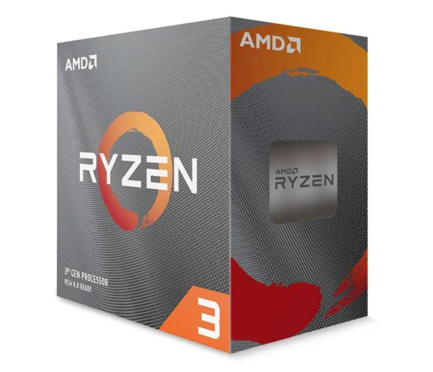 AMD Ryzen 3 3300X - 560814 - zdjęcie