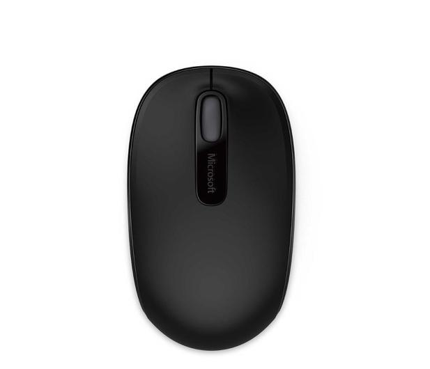 Microsoft 1850 Wireless Mobile Mouse Czarny - 185690 - zdjęcie
