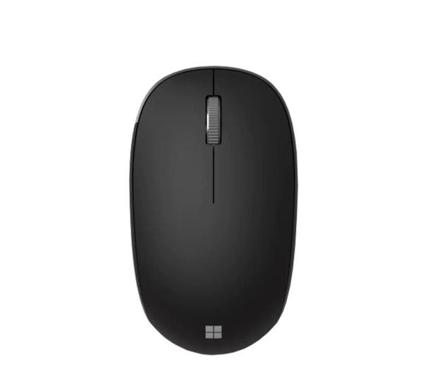 Microsoft Bluetooth Mouse Matowa czerń  - 528885 - zdjęcie