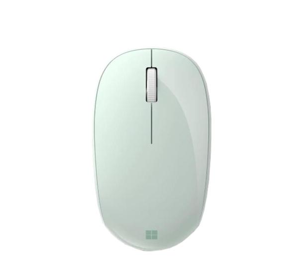 Microsoft Bluetooth Mouse Miętowy - 528888 - zdjęcie