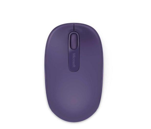 Microsoft 1850 Wireless Mobile Mouse (fioletowa) - 185694 - zdjęcie